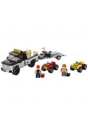 Lego City. Гоночная команда, LEGO, 60148
