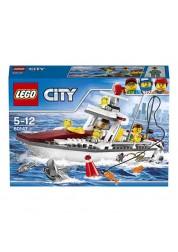 Lego City. Рыболовный катер, LEGO, 60147