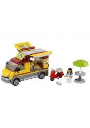Lego City. Фургон-пиццерия, LEGO, 60150