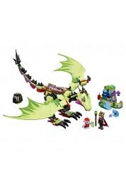 Lego Elves. Дракон Короля гоблинов, LEGO, 41183