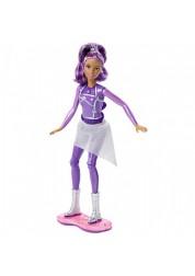 Барби Кукла с ховербордом из сериии - Barbie и космическое приключение Mattel DLT23