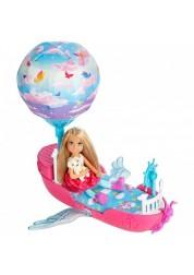 Барби Волшебная кроватка Челси Dreamtopia Mattel DWP59