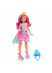 """Барби Кукла """"Повтори цвета"""" из серии Barbie и виртуальный мир Mattel DTW00"""