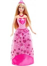 Кукла Принцесса из королевства «самоцветов» Dreamtopia Barbie Mattel DHM49