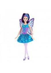 """Кукла Barbie """"Фея с фиолетовыми волосами"""" Mattel DHM50"""
