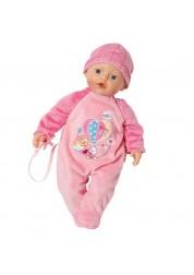 Кукла 32 см Baby born Zapf Creation 822-524