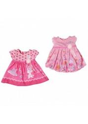 Одежда для кукол из серии «Baby born» - платья, в ассортименте Zapf Creation 822-111