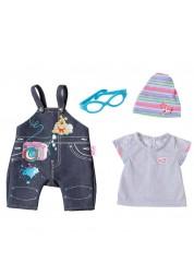 Одежда Джинсовая для кукол из серии Baby born, Мальчик Zapf Creation 822-210
