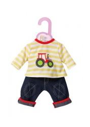 Бэби Борн Одежда для кукол высотой 30-36 см Baby born Zapf Creation 870-051