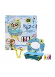Набор для творчества Стильный туалетный столик - Холодное Сердце  Dohvinci Hasbro B5512