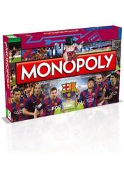 Игра настольная Монополия ФК Барселона Winning Moves A90731210