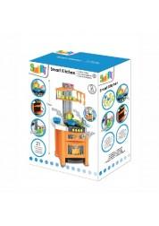 Детская электронная кухня Smart с водой и аксессуарами (свет, звук) HTI 1684311.00