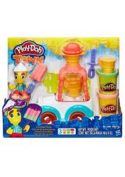 """Play-Doh Игровой набор """"Грузовичок с мороженым"""" из серии Город, Hasbro B3417"""