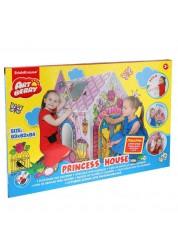 Домик игровой для раскрашивания - Дом Принцессы/Princess house, ErichKrause, 39232