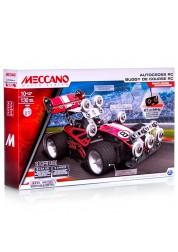 Конструктор Меккано Набор Гоночная машина на радиоуправлении (2 модели) Meccano 91780