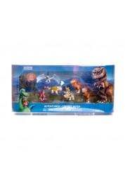 Good Dinosaur 62309 Хороший Динозавр Игровой набор 6 мини-фигурок