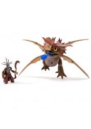 Dragons 66601 Дрэгонс Большой дракон и всадник, в ассортименте