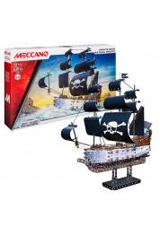 Меккано Набор Пиратский корабль Meccano 91781