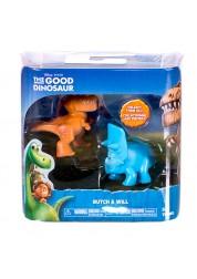 Good Dinosaur 62302 Хороший Динозавр Фигурки Буч и Трицератопс