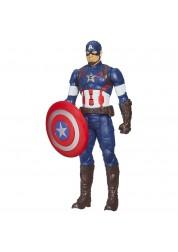 Интерактивная игрушка Titan Hero Tech - Captain America (свет, звук)