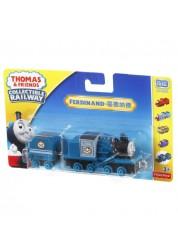 Томас и Друзья Базовый паровозик с прицепом Фердинанд Fisher Price BHX25