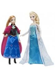 "Набор из 2-х кукол ""Холодное сердце"" - Анна и Эльза"