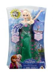 Mattel DKC57 Кукла Холодное сердце 2, Эльза со звуком
