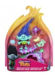 Trolls Игровые наборы  Тролли с аксессуарами Hasbro B6556