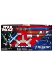 Электронный именной меч Звездных войн BladeBuilders (свет, звук)