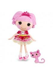 Кукла Лалалупси Принцесса+подарок Lalaloopsy 526285NB