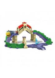 Игровой набор Chuggington - Мост и туннель