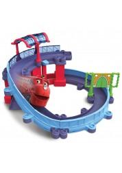 """Набор Stack Track """"Чаггингтон"""" - Станция техосмотра с Уилсоном"""