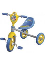 Велосипед детский 1toy Ну погоди 3-х колесный 10 дюймовыйТ54043