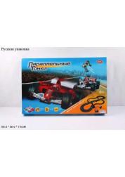 Play Smart автотрек генераторный параллельные гонки трасса 360см Р40946