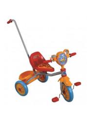 Велосипед детский Disney 3-х колесный 10 дюймовый с ручкой Т54946