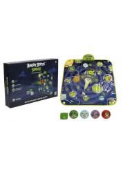 1toy музыкальный коврик-игра дартс Angry Birds Space Т56500