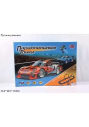 Play Smart автотрек генераторный параллельные гонки Р40948