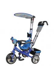 Велосипед детский Navigator Lexus Ну, погоди! 3-колесный 10 дюймовый с ручкой Т56855