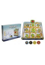 1toy музыкальный коврик-игра дартс Angry Birds Т56501