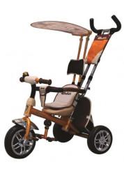 Велосипед детский Navigator Lexus Trike сер.Сафари 3-колесный 10 дюймовый с ручкой Т55935