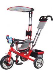 Велосипед детский Navigator Lexus Ну, погоди! 3-колесный 10 дюймовый с ручкой Т56856