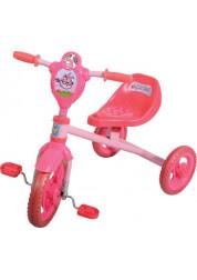 Велосипед детский 1toy Angry Birds 3-х колесный 10 дюймовый Т56842