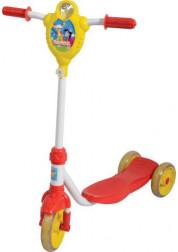 Самокат детский 1toy Ну, погоди 3-х колесный Т56801
