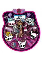 1toy Monster High Интерактивный коврик Дэнс-микшер 96х101см Т57523