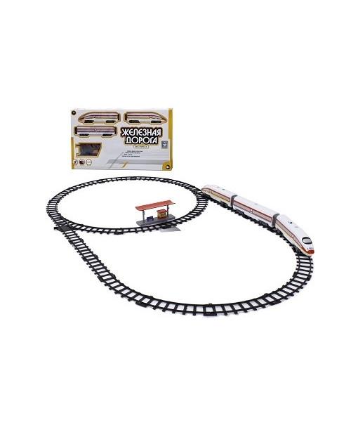 1toy GoldLock Железная дорога Ястреб 420см Т54436