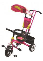 Велосипед детский Navigator Lexus 3-колесный 10 дюймов с ручкой Т55915