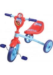 Велосипед детский 1toy Angry Birds 3-х колесный 10 дюймовый Т56843