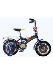 Велосипедсипед Navigator Angry Birds двухколесный с боковыми колесами (синий)