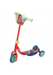 Самокат детский 1toy Angry Birds Go 3-х колесный Т57619