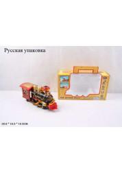 Play Smart Железная дорога Мой первый поезд Р40541